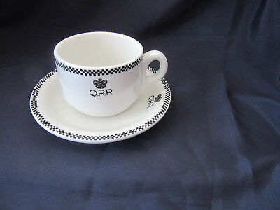 Australian Queensland QRR Buffet Dining Car Refreshment Room cup and saucer AFC