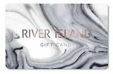 £50 RIVER ISLAND GIFT CARD (Free Postage)