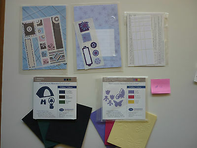 * CLEARANCE * Creative Memories Asst Kits, Stickers, Die Cuts # 4 ** FREE POST**