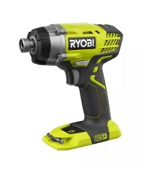 Ryobi ONE+ CORDLESS IMPACT DRIVER 18VSkin Only RID1801 Die-Cast Front Gear 170Nm