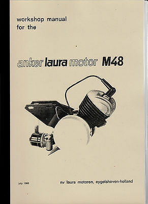 BSA Ariel 3 Moped Engine Workshop Manual Anker Laura Batavus Anker Matic Sim 50.