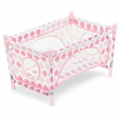 Tinkers Baby Doll Fold Away Bed Perfect size for kids to play with Dolls