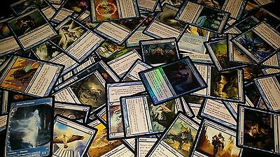 Mixed lot of 100 plus Magic The Gathering Cards No Doubles