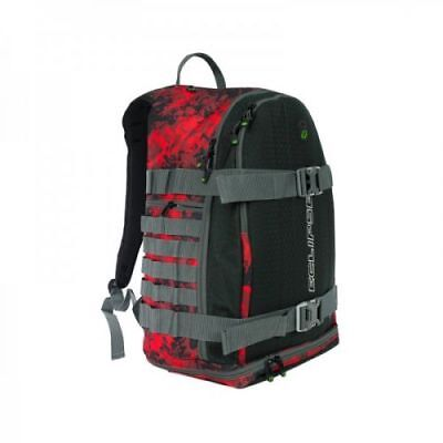 Planet Eclipse GX Gravel Bag Rucksack - Fire