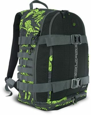 Planet Eclipse GX Gravel Bag Rucksack - Stretch Poison