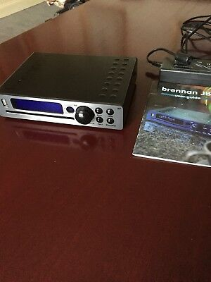 brennan jb7 500gb with instructions and remote