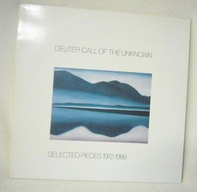 DLP - Deuter - Call Of The Unknown - Slected Pieces 1972 - 1986 - Kuckuck 076/77