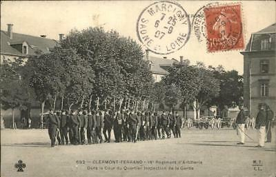 60938924 Clermont-Ferrand 16. Regiment dArtillerie / Clermont-Ferrand /Arrond.