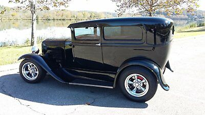 1930 Ford Model A  1930 All steel bodied Tudor street rod