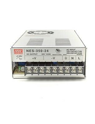 1PC NEW MEANWELL Switching power supply 24v 350W NES-350-24