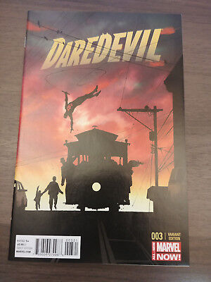 Daredevil #3 Jerome Opena (1:50) variant HTF RARE Low Print Run