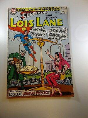 Superman's Girlfriend Lois Lane #58 VG condition Huge auction going on now!