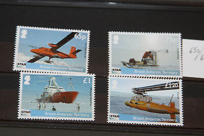 British Ant. Territory - 2014 'istar' Set Of 4 All Unmounted Mint