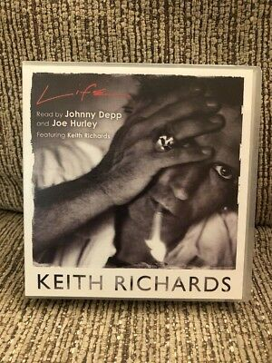 Keith Richards Life Audio Book Autobiography
