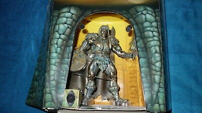 Masters of the Universe classics Bronze King Grayskull SDCC exclusiv selten!