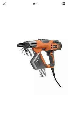 RIDGID 3 in. Drywall and Deck Collated Screwdriver ZRR6791