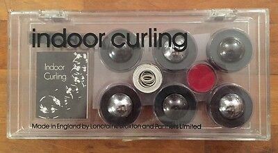 Indoor Curling/ Indoor Boule By Loncraine Broxton And Partners Limited