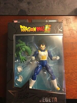 "NIB Dragon Ball Super ""Dragon Stars"" Series 1 - Vegeta BAN DAI"