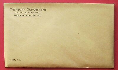 1963 United States Mint, 1 Proof Set, 5 Coins, Factory Sealed, Last One!
