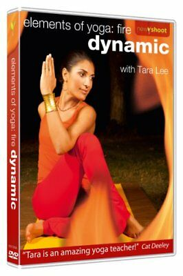 [DVD] Elements of Yoga: Fire - NEUF