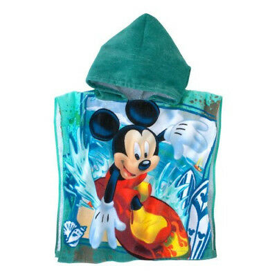 Mickey Mouse Badeponcho ca 50x100 cm