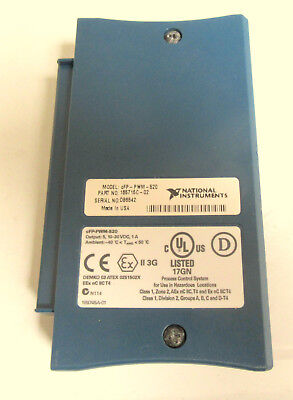 NATIONAL INSTRUMENTS cFP-PWM-520