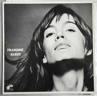 Francoise Hardy -  Françoise Hardy (La Question) Original French Sonopresse 1971