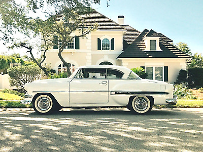 1954 Chevrolet Bel Air/150/210 Hardtop Sport Coupe 1954 Chevy Bel Air Hardtop Sport Coupe