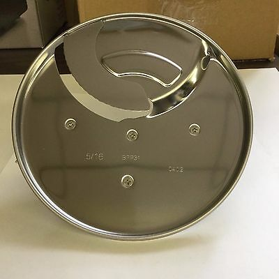 Waring Commercial BFP31 Food Processor Slicing Disc 5/16 Inch INVENTORY CLOSEOUT