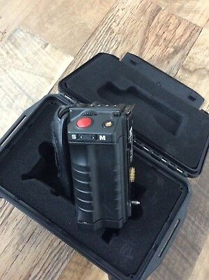 RED Cinema Camera Side Handle DSMC1 - Great Condition With Case