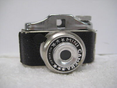Vintage Mini Spy Camera Decoration Takes Real Film