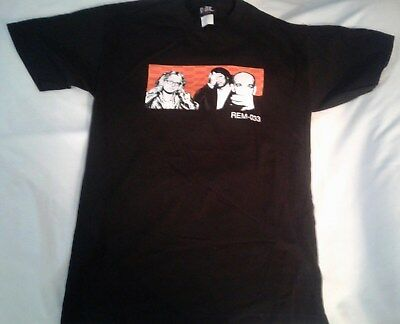 R. E. M.  REM-033  Tshirt , RARE, WORLD TOUR, MEDIUM, GIANT TAG, VTG, 1999