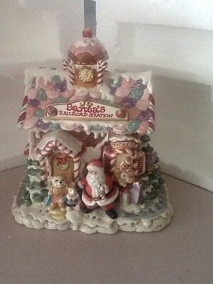 Fitz And Floyd Candy Lane Cookie Jar