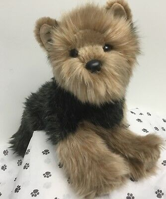 Douglas Cuddle Toys Yorkshire Terrier #1879.1 (Retired)