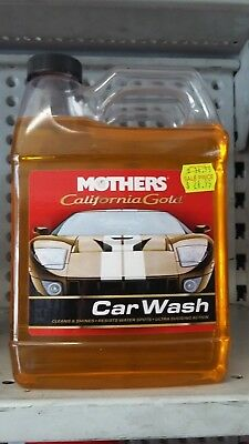 MOTHERS - California Gold Car Wash (946mL) #05632
