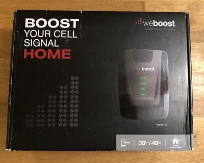 weBoost (Wilson) Home 4G Cell Phone Booster Up To 1500 sq ft 4G Signal Amplifier