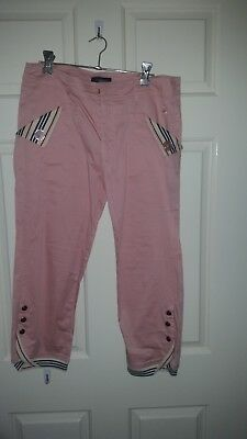 Burberry Pink trousers