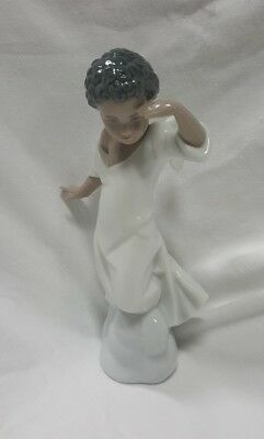 """Lladro """"Black Legacy Collection - Your Special Angel (6492)"""""""