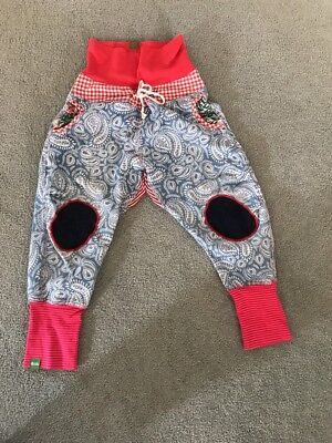 Oishi-M Girls Harem Pants Size 4/5
