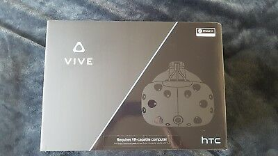 New HTC VIVE Virtual Reality Headset for PC - BLACK