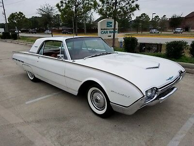 1962 Ford Thunderbird  1962 Ford Thunderbird