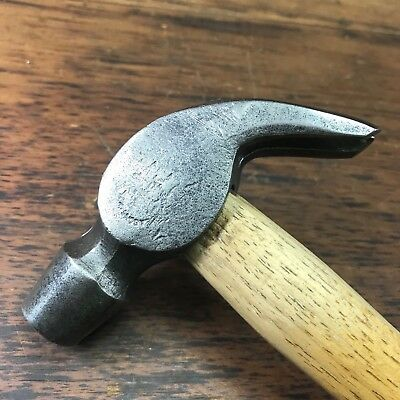 Fantastic Vintage C Whitehouse Farriers Claw Hammer Old Blacksmith Antique Tool