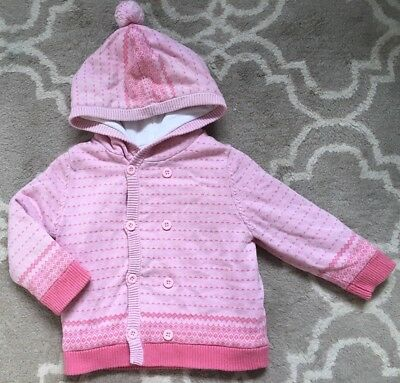 Pure Baby Girl Cardigan/ Jacket size 18-24 months