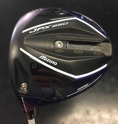 MIZUNO JPX 850 ADJUSTABLE DRIVER- Left Hand