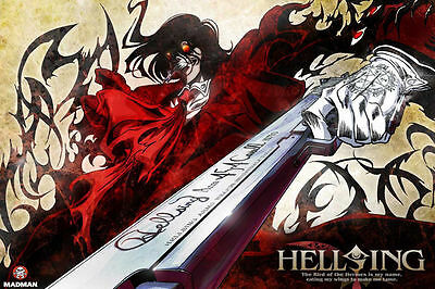 Hellsing supernatural undead play mat