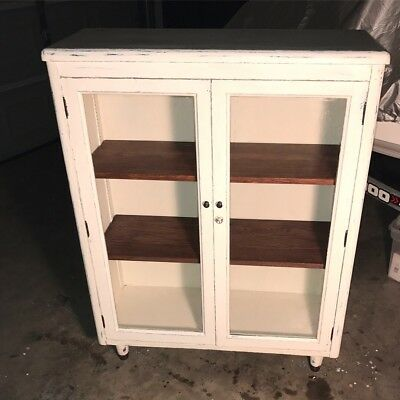 Refurbished Display Cabinet , Furniture Shabby Chic