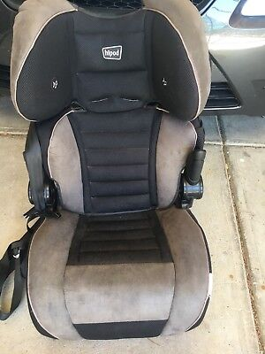 Hi-Pod Car Seat - Booster with Speakers and Cup Holders