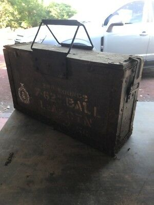 Old Timber Case