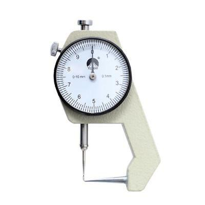 Dial Thickness Gauge Curved Circular Tube Hollow Calipers Gauge Measuring Tools