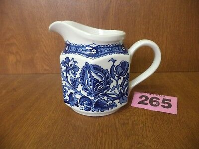Ridgway JACOBEAN - 3/8 Pint Milk / Cream Jug